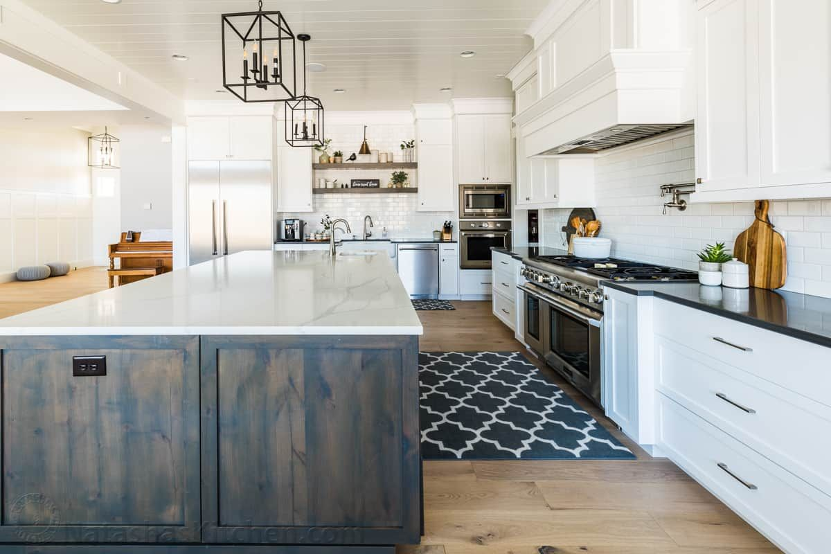 The Best Kitchen Layout A Kitchen Video Tour Where We Opened
