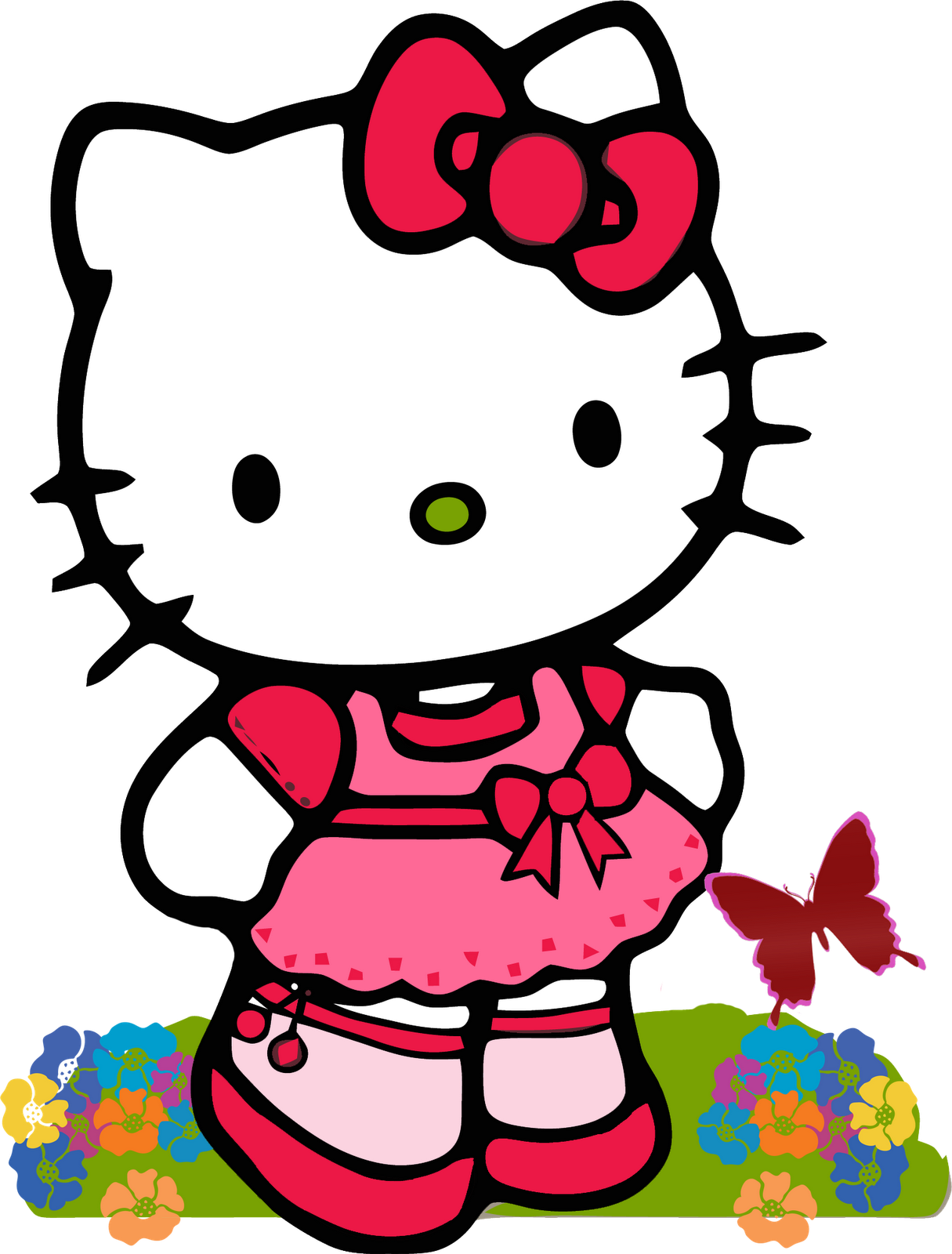 Hello Kitty Tarot Deck: Hello Kitty Is Not A Cat She?s A Cute Cartoon Character