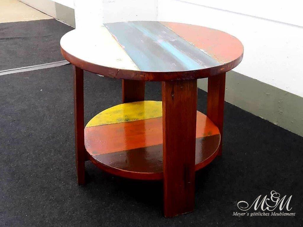 Wundervoller Couctisch Mit Ablage Aus Bunten Bali Holz Glanzend Und Ein Echter Hingucker In Ihrem Zuhause Couch Beistelltisch Beistelltisch Tisch