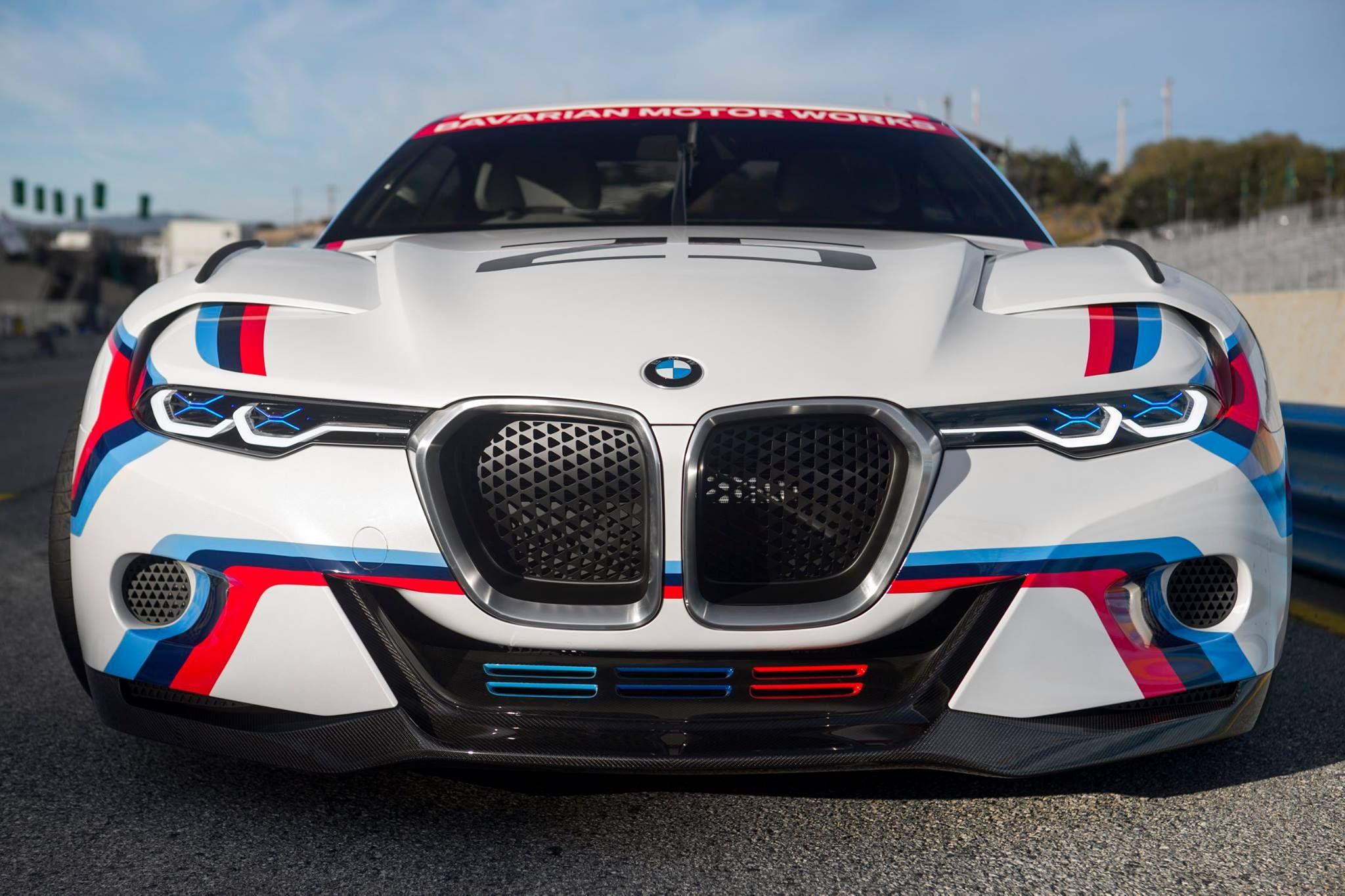 BMW CSL Prototype