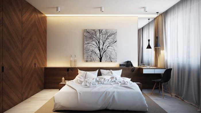 1001 ideen wie sie das schlafzimmer gestalten. Black Bedroom Furniture Sets. Home Design Ideas