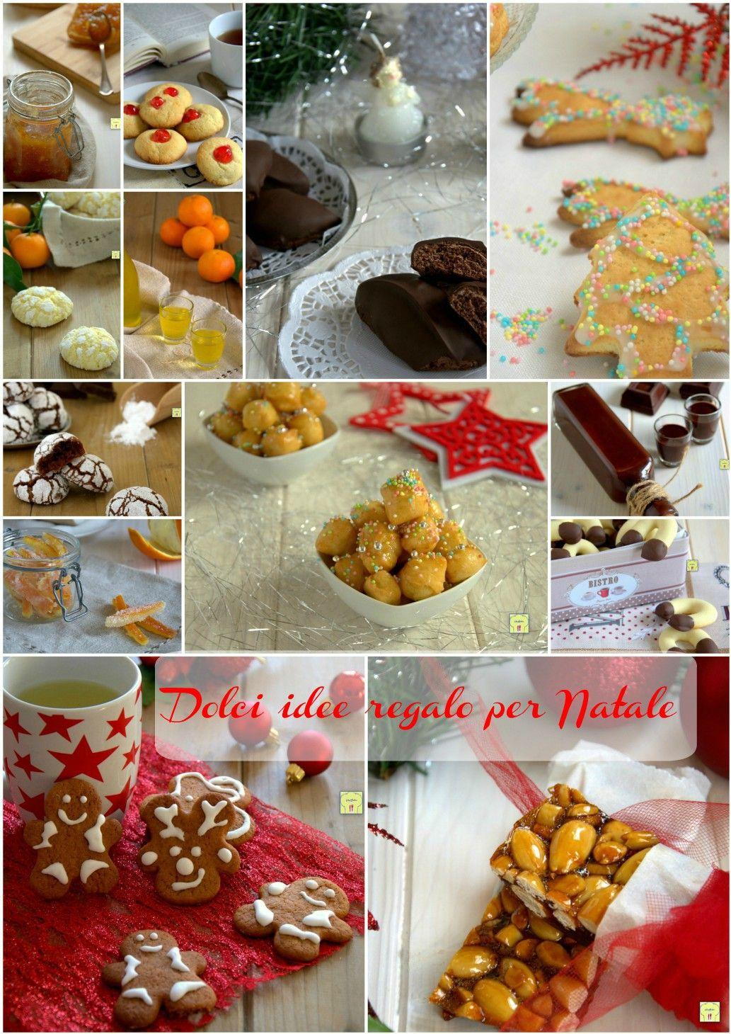 Dolci idee regalo per Natale | Chez Bibia - Passione Cucina ...