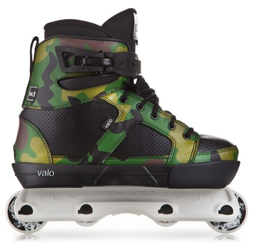 453417b54d7b Valo TV 3 Camo  rollerblades  rollerblading  skate  fresh  kicks ...