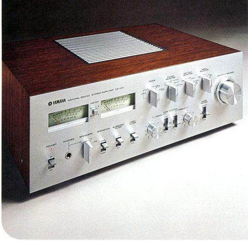 Yamaha Ca1010 Integrated Amplifier Yamaha Audio Hifi Hifi Audio