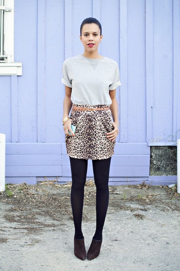 Leopard lavender ootd true religion top urban outfitters leopard skirt  prada booties via crossroads trading jpg 67f5d8a37