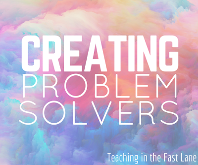 Creating Problem Solvers (4th Grade Racers)
