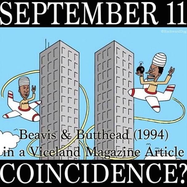Strange Conspiracies Facebook Zynga And The Freemason: Beavis And Butthead, 1994