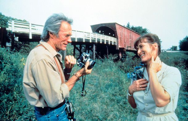 Nikon at the movies; The Bridges of Madison County
