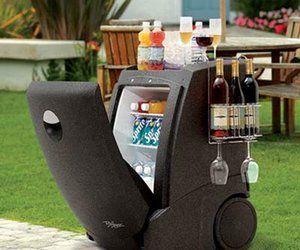 Roll Bar   Mobile Refrigerator
