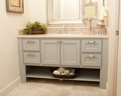 Image Result For Custom Bathroom Vanities Open Bottom Moab Bath Pinterest Bathroom