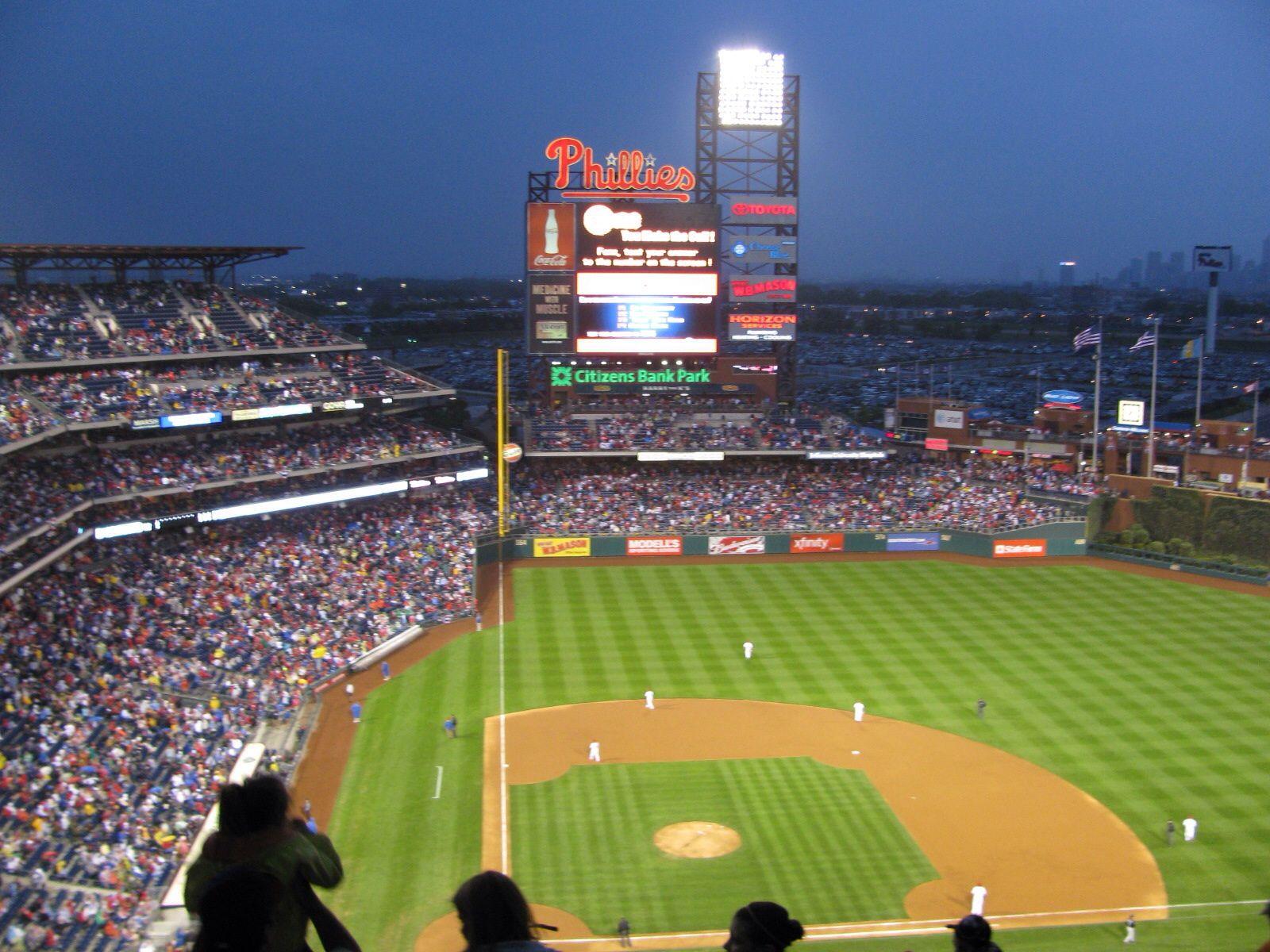 Phillies stadion