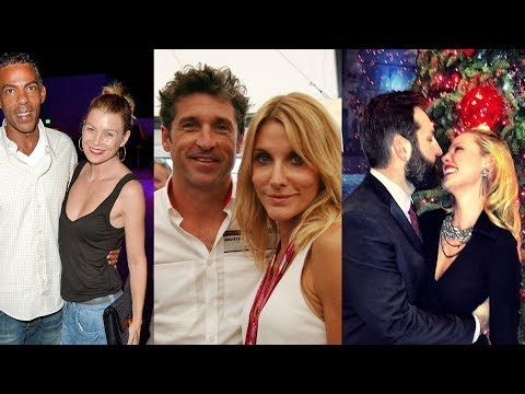Grey's Anatomy ... and their real life partners - YouTube ...