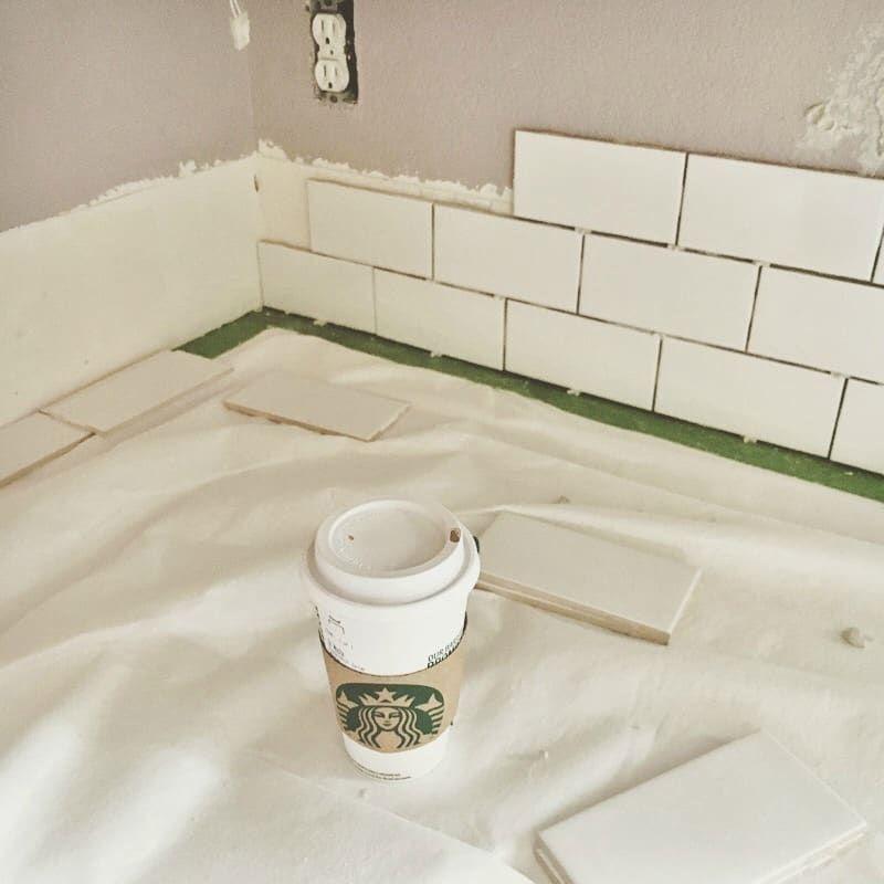 Tips On How To Install Subway Tile Kitchen Backsplash Kitchen