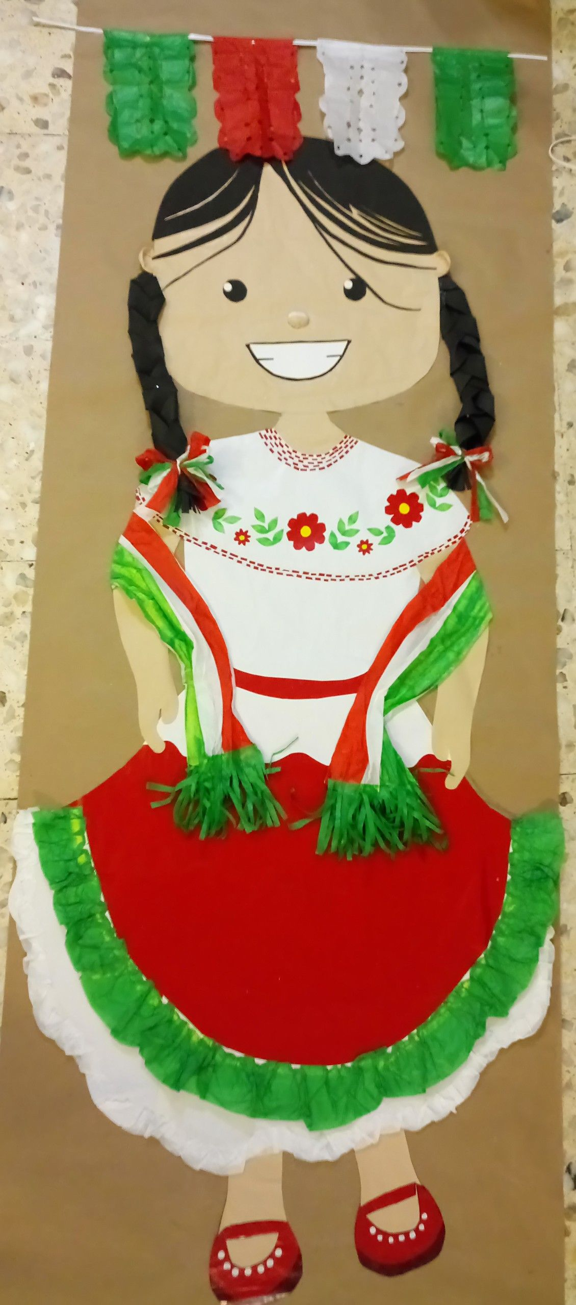 Pin de sandy ruiz en puertas mexico mexican party y for Puertas decoradas para el 16 de septiembre