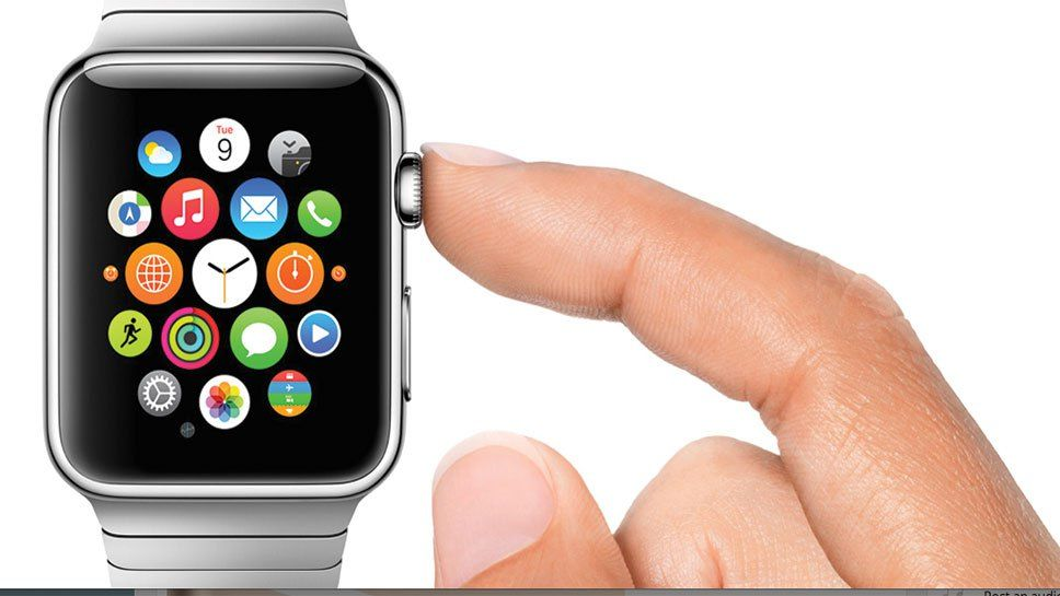 The world is raving Apple Watch and Iphone 6 Elegant