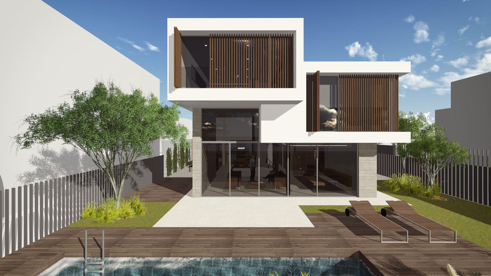 Nuevo proyecto casa p n en pau lled castell n una - Proyecto casa unifamiliar ...