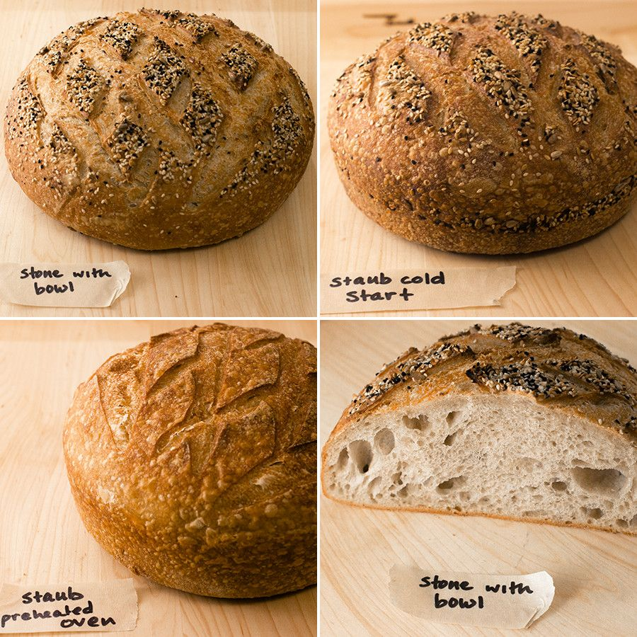 Artisan Sourdough Bread Tips Via Kingarthurflour
