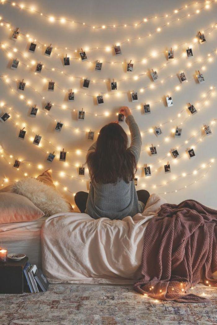 Deko Ideen Selbermachen Dekorieren Wanddeko Selber Machen | Foto ... Zimmer Ideen Selber Machen