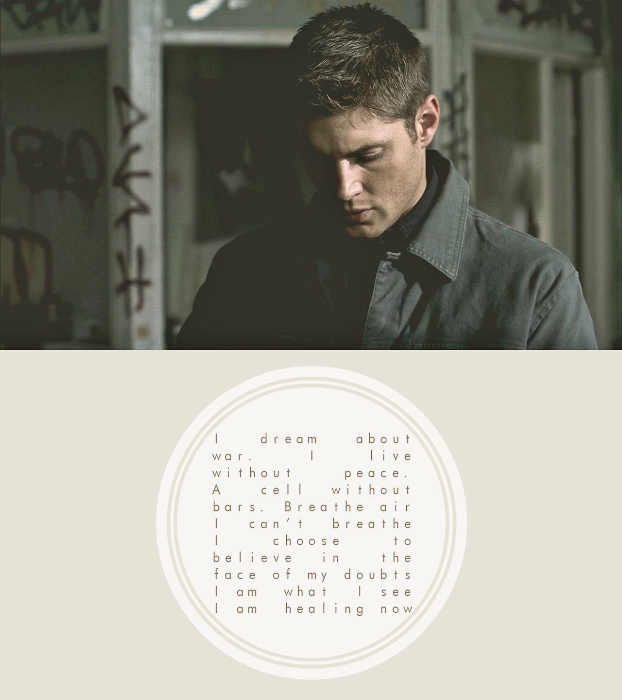 Dean 3 Healing Now The Sick Puppies Sick Puppies Tv Supernatural Ash Supernatural