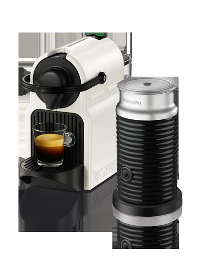 Nespresso AU - Inissia Coffee Machine – White