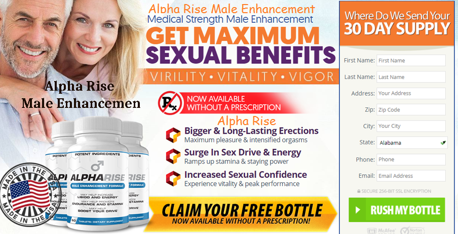 Alpha Rise Male Enhancement Real Storyi Have Found Alpha -4267