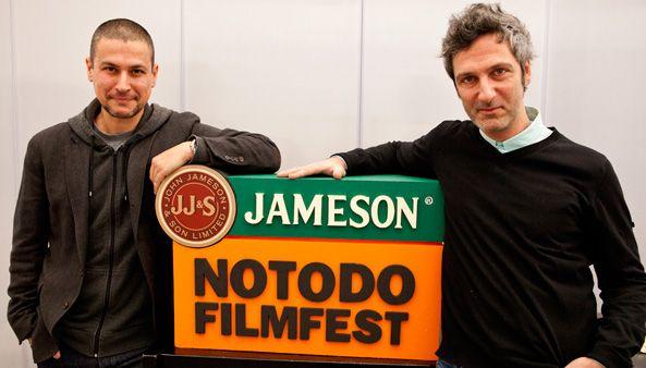 Comienza la XI edición del Jameson Notodofilmfest. Rodrigo Cortés y Ernesto Alterio en la presentación del reputado certamen online. Enlace revista: http://www.fundacionava.org/?section=noticias=ficha=23343