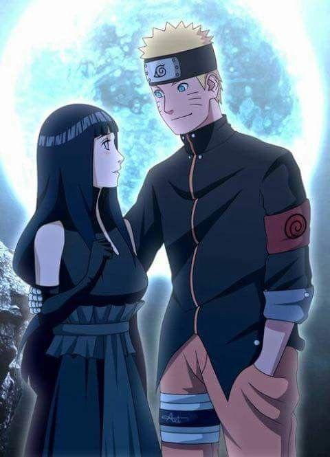 Naruto And Hinata The Last  E2 9d A4  E2 9d A4  E2 9d A4 Ef B8 8f