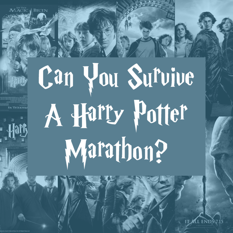 How To Have A Harry Potter Movie Marathon In One Day Harry Potter Marathon Harry Potter Movie Night Harry Potter Movies