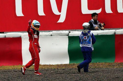 Fernando Alonso Suzuka 2014