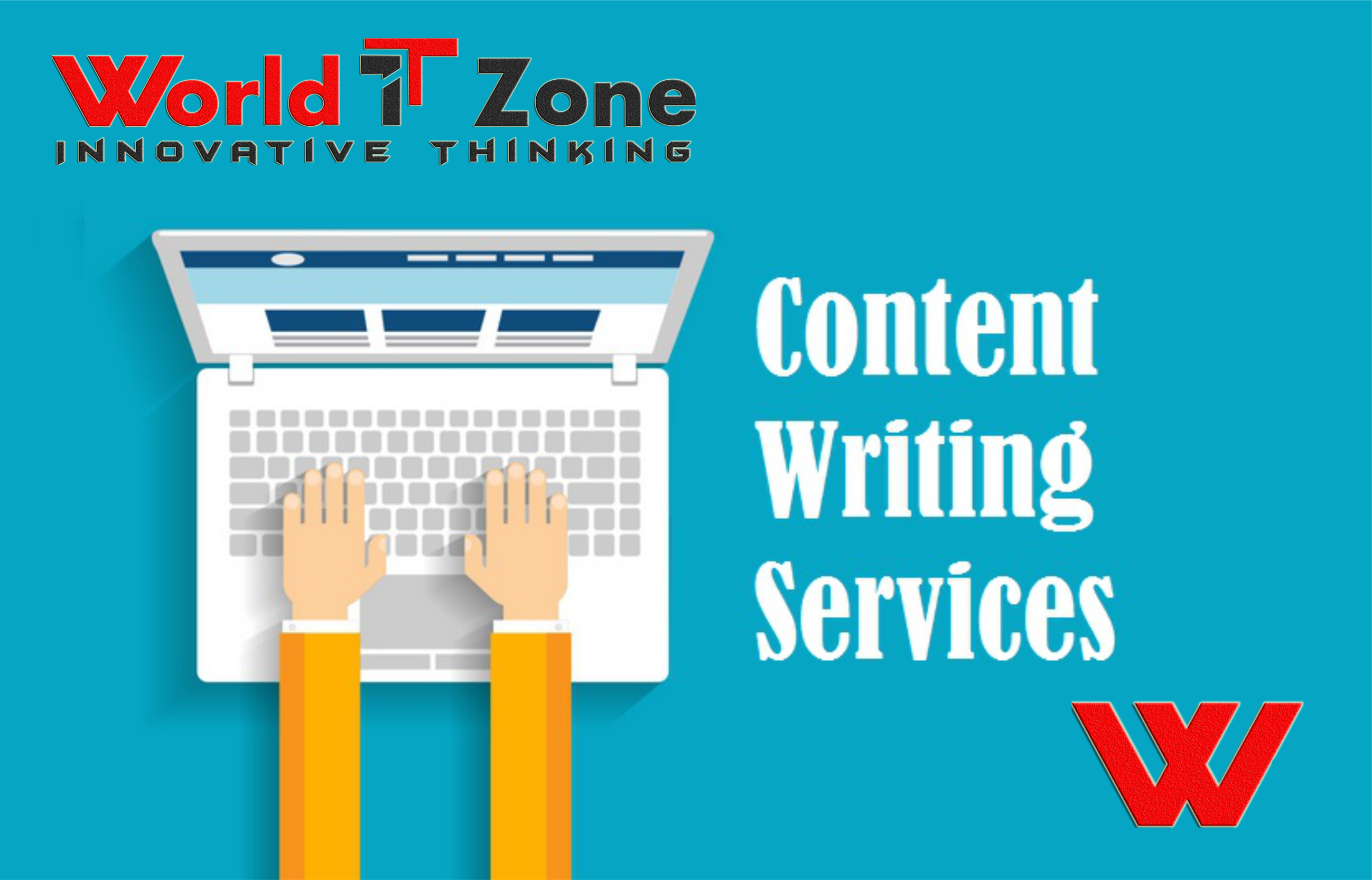 Engaging Content At Your Service. World IT Zone provide