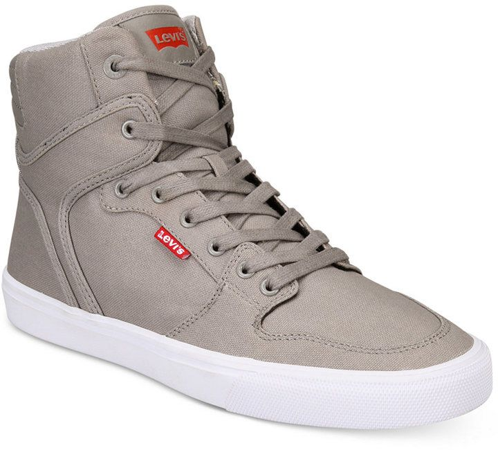 Maxwell High-Top Sneakers Men's Shoes