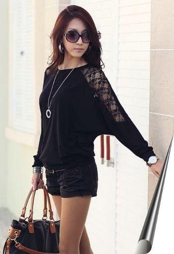lindas blusas para dama modernas y exclusivas