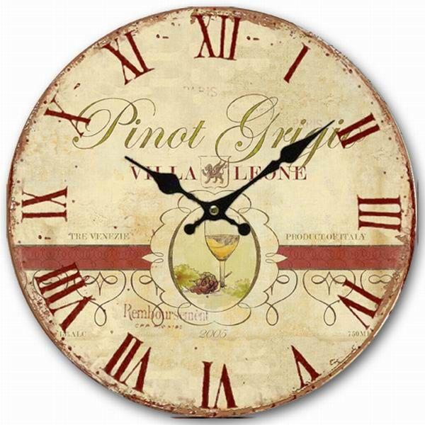 mdf clock, mdf wall clock, art wall clock, View handmade wall clocks ...