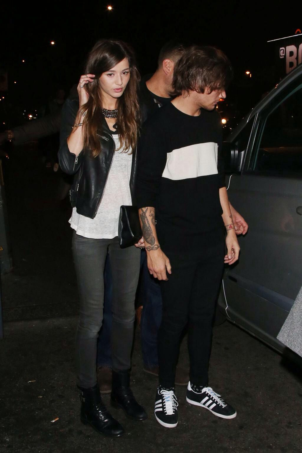 Eleanor and Louis Niall Birthday b77f3c834