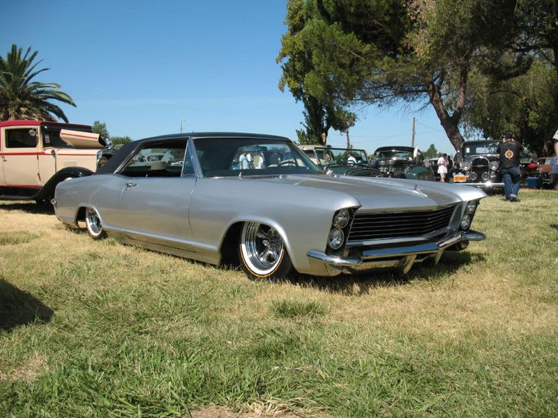 Clean Riviera on Vogue Tyres. Buick riviera, Cool cars