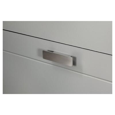 Reevo 6 - Drawer Double Dresser - Soft Gray - South Shore, Light Grey