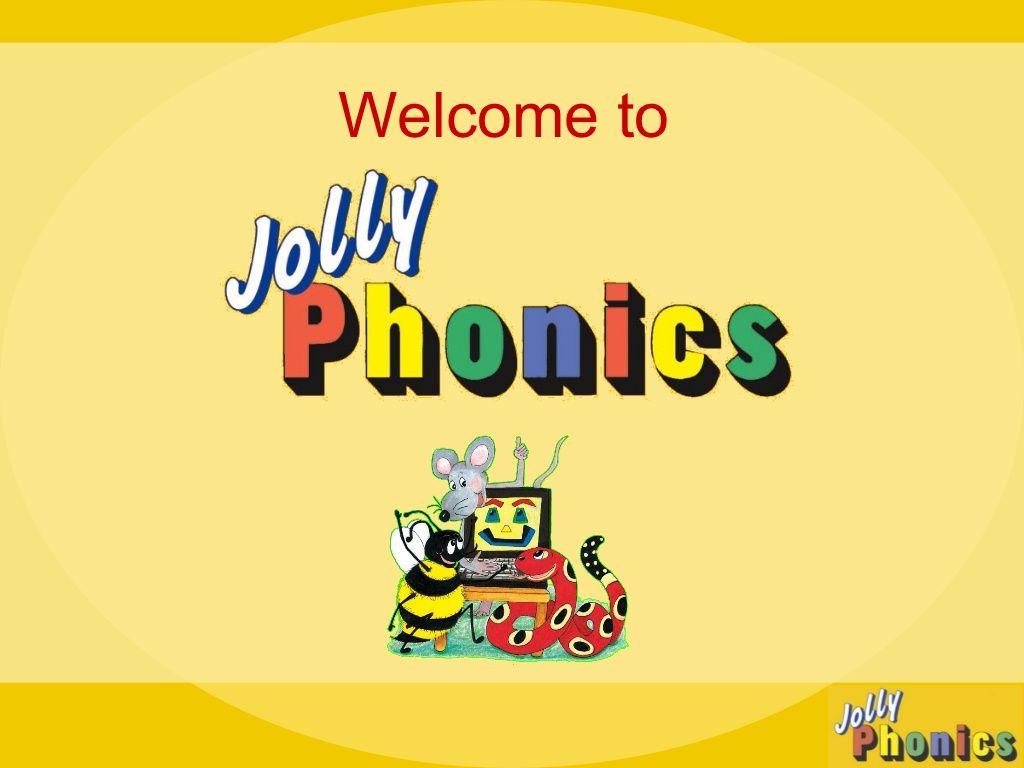 Jolly Phonics By Arenasalmu Via Slideshare Preschool