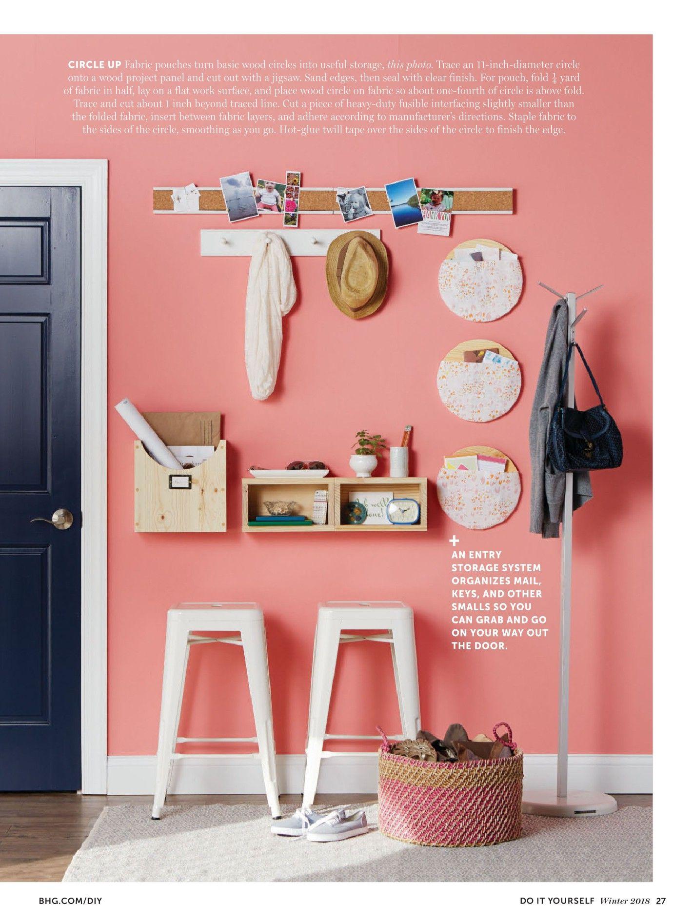 bhg.com | Do it yourself magazine, Home decor, Projects