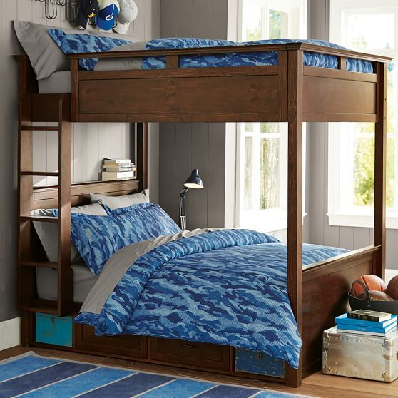 Hampton Bunk Bed Pb