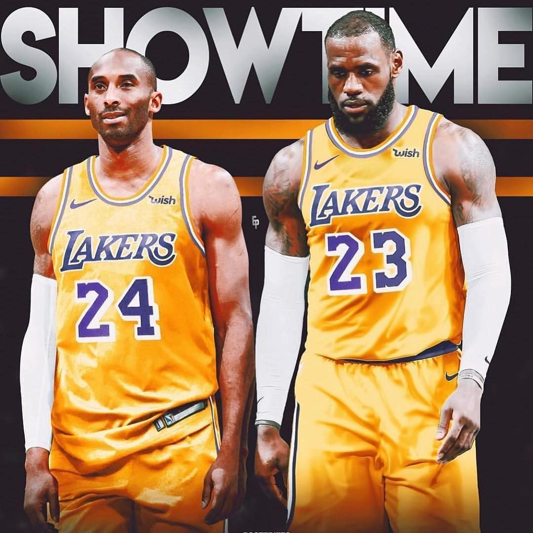 The 2012 13 Los Angeles Lakers And The 2018 19 Lakers Both Had A 29 30 Record After 59 Games Then 34 Year Old Kobe Kobe Bryant Lebron James Kobe Kobe Bryant