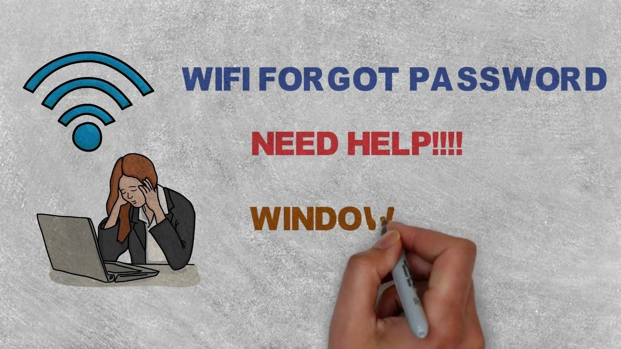 windows 10 cant remember wifi password