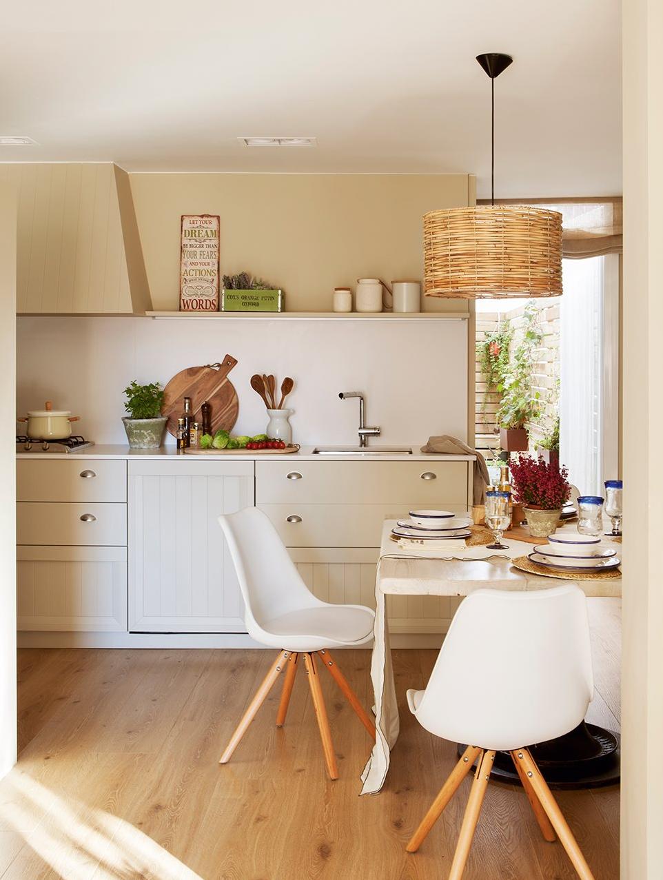 Épinglé par Planète Déco sur kitchen  Cuisine salle à manger