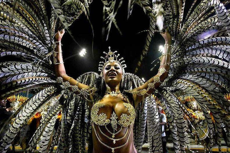 Карнавал в Бразилии (64 фото) НЮ » Невседома - жизнь полна ...