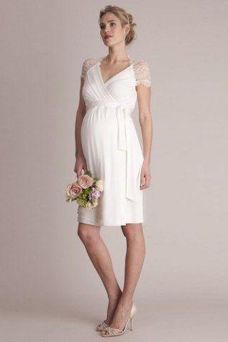 Seraphine robe de soiree femme enceinte