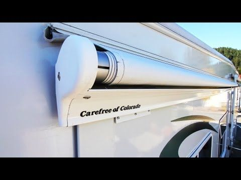 How To Replace A Carefree Of Colorado Rv Slide Topper Camper Awnings Rv Campers Rv