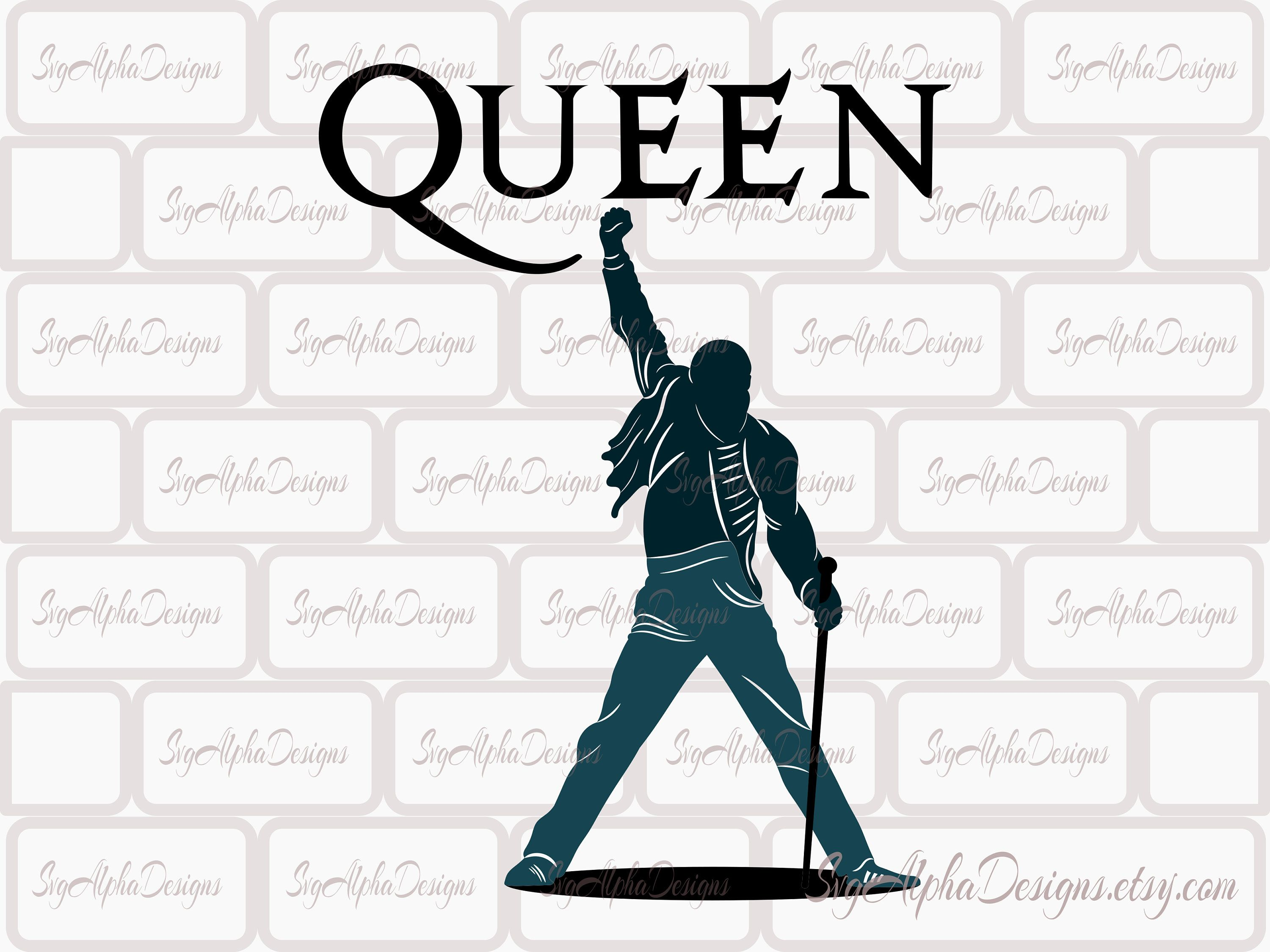 Pin By Lynn Kita On Svg Queen Band Svg Files For Cricut Svg