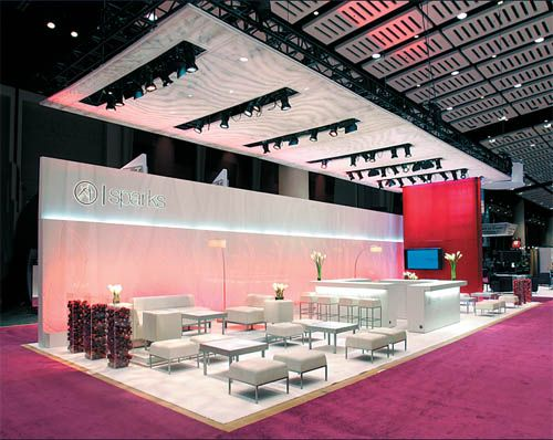 Fabric Exhibition Stand Years : Fabric fundamentals exhibitions exhibit design and