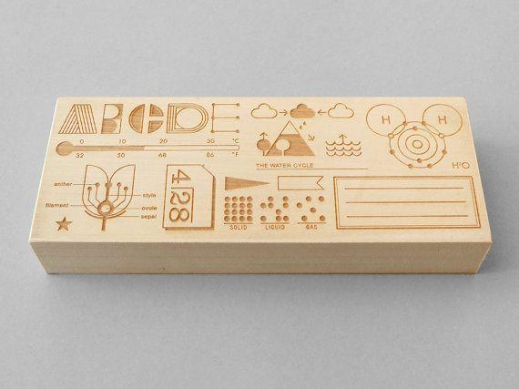 Homework Pencil Box, Present