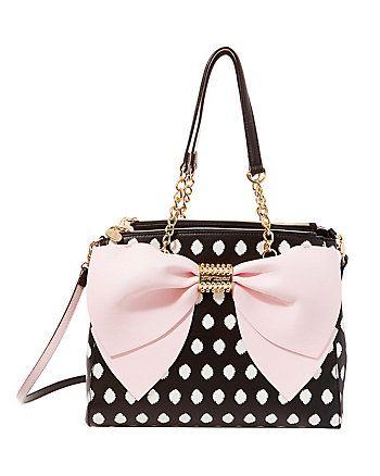 Satchel Handbags And Purses Betsey Johnson