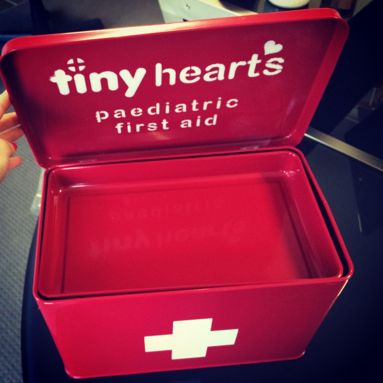 tinyhearts First Aid Kits Tiny heart, Baby must haves